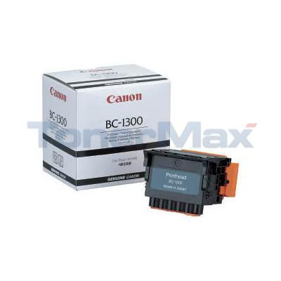 CANON BC-1300 PRINTHEAD BLACK